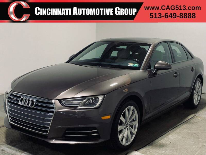 2017 Audi A4 for sale in Lebanon, OH