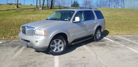 2005 Lincoln Aviator for sale at FAYAD AUTOMOTIVE GROUP in Pittsburgh PA