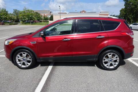2014 Ford Escape for sale at Womack Auto Sales in Statesboro GA