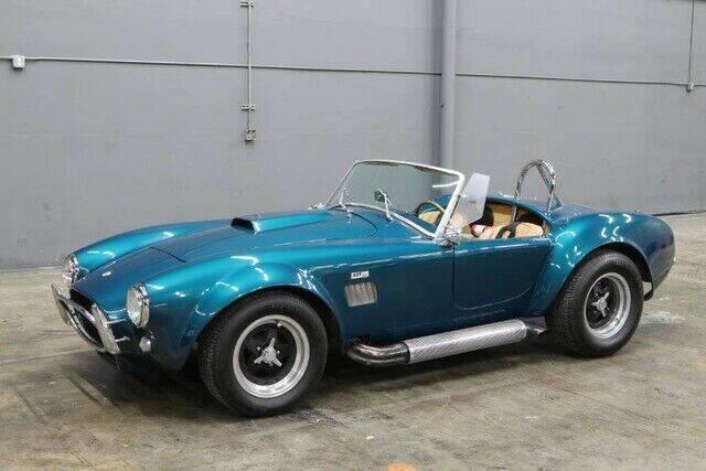 1966 Cobra NAF COBRA for sale at EA Motorgroup in Austin TX