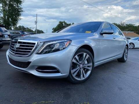 2015 Mercedes-Benz S-Class for sale at iDeal Auto in Raleigh NC