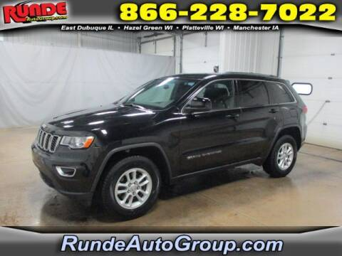 2018 Jeep Grand Cherokee for sale at Runde Chevrolet in East Dubuque IL