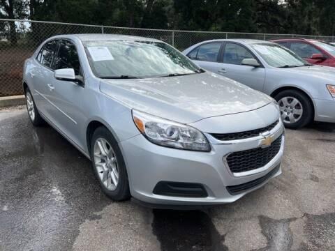 2015 Chevrolet Malibu for sale at Allen Turner Hyundai in Pensacola FL