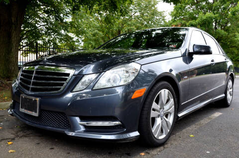 2012 Mercedes-Benz E-Class for sale at Wheel Deal Auto Sales LLC in Norfolk VA