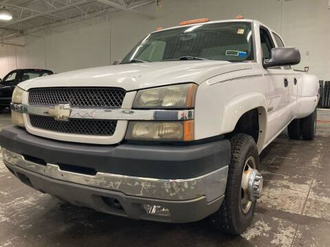 2004 Chevrolet Silverado 3500 for sale at Paley Auto Group in Columbus OH