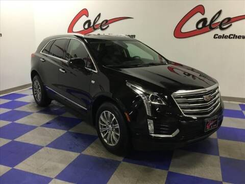 2018 Cadillac XT5 for sale at Cole Chevy Pre-Owned in Bluefield WV