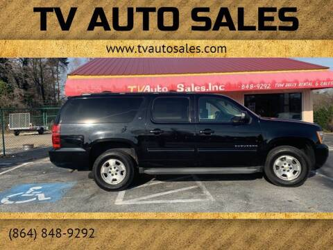 2010 Chevrolet Suburban for sale at TV Auto Sales in Greer SC