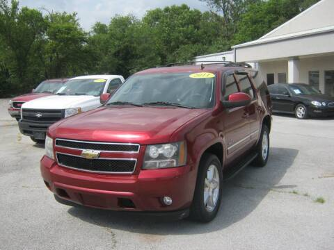 2011 Chevrolet Tahoe for sale at Premier Motor Co in Springdale AR