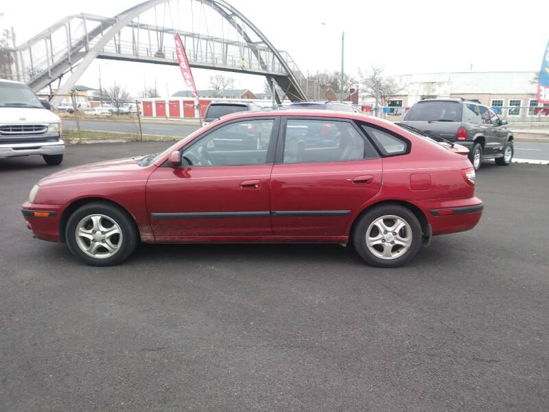2004 Hyundai Elantra for sale at 28TH STREET AUTO SALES AND SERVICE in Wilmington DE
