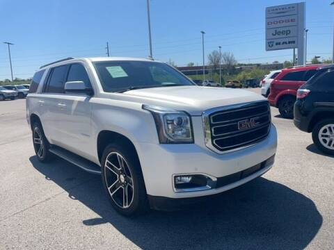 2015 GMC Yukon for sale at Mann Chrysler Dodge Jeep of Richmond in Richmond KY