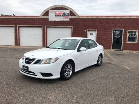 2011 Saab 9-3 for sale at Family Auto Finance OKC LLC in Oklahoma City OK