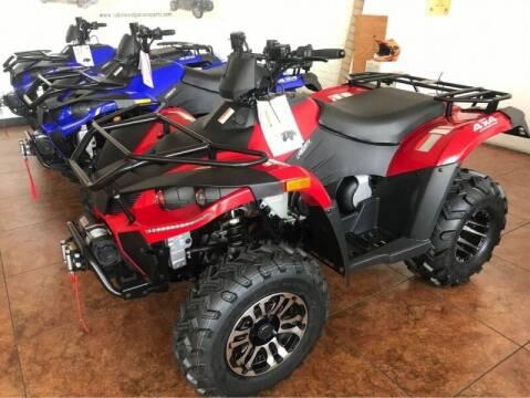 2021 Rebel West RWP 300 4X4 for sale at Advanti Powersports in Mesa AZ