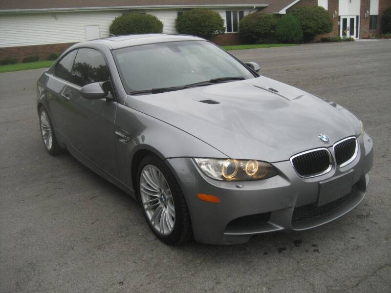 2011 BMW M3 for sale at DETAILZ USED CARS in Endicott NY