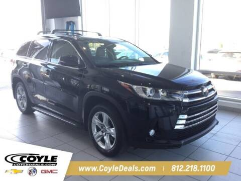 2018 Toyota Highlander for sale at COYLE GM - COYLE NISSAN - Coyle Nissan in Clarksville IN