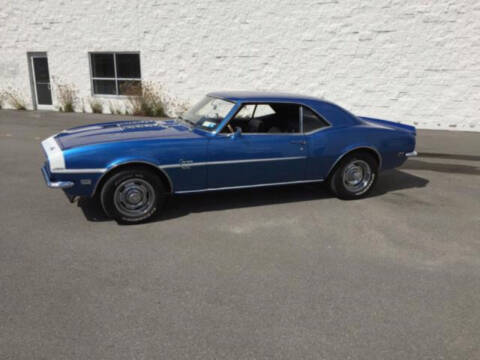 1968 Chevrolet Camaro for sale at Hines Auto Sales in Marlette MI