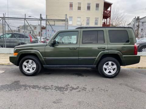 2007 Jeep Commander for sale at G1 Auto Sales in Paterson NJ