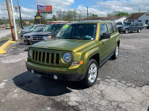 2012 Jeep Patriot for sale at Credit Connection Auto Sales Dover in Dover PA