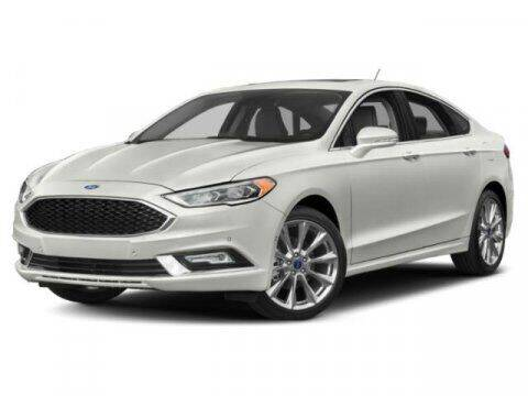 2018 Ford Fusion for sale at TRAVERS GMT AUTO SALES - Traver GMT Auto Sales West in O Fallon MO