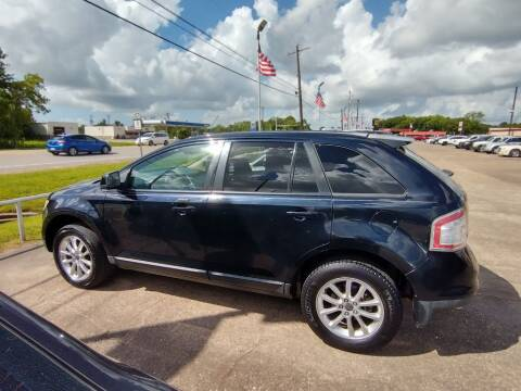 2010 Ford Edge for sale at BIG 7 USED CARS INC in League City TX
