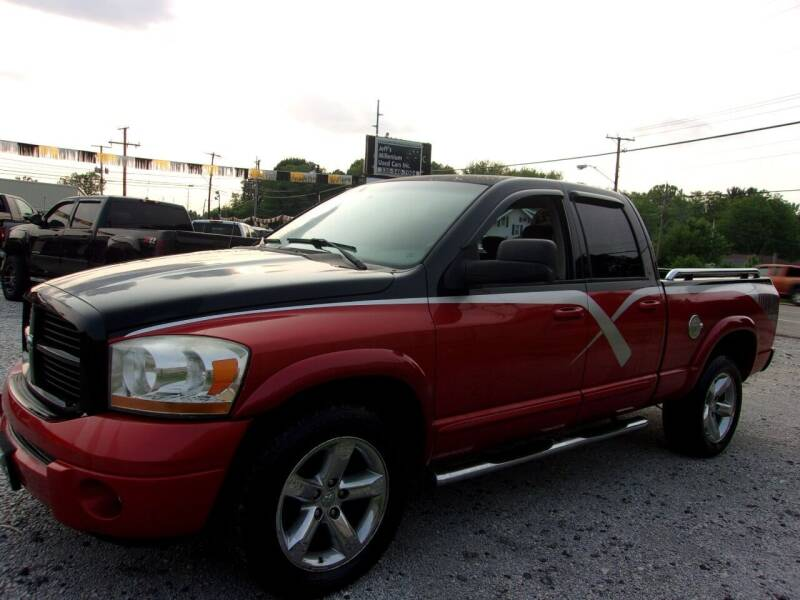 2006 Dodge Ram Pickup 1500 for sale at JEFF MILLENNIUM USED CARS in Canton OH