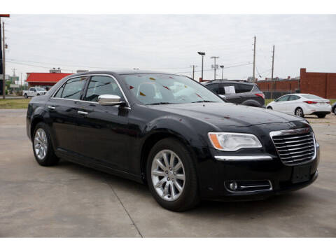 2012 Chrysler 300 for sale at Sand Springs Auto Source in Sand Springs OK