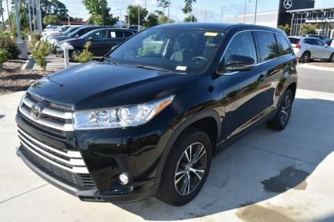 2019 Toyota Highlander for sale at PHIL SMITH AUTOMOTIVE GROUP - MERCEDES BENZ OF FAYETTEVILLE in Fayetteville NC