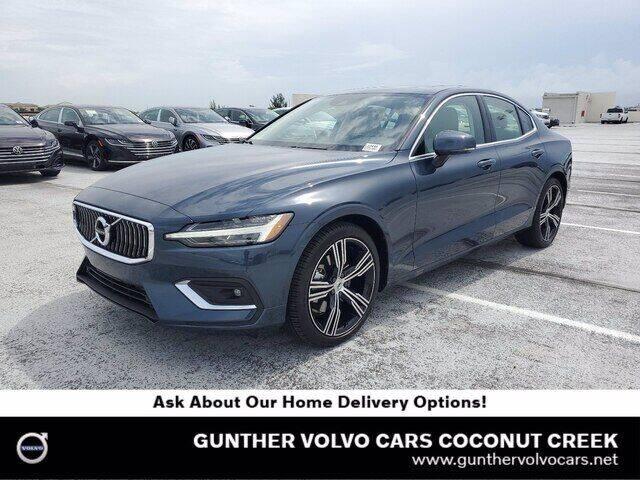 2021 Volvo S60 for sale in Coconut Creek, FL