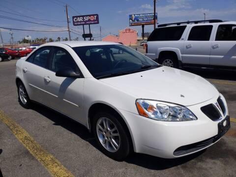 2006 Pontiac G6 for sale at Car Spot in Las Vegas NV