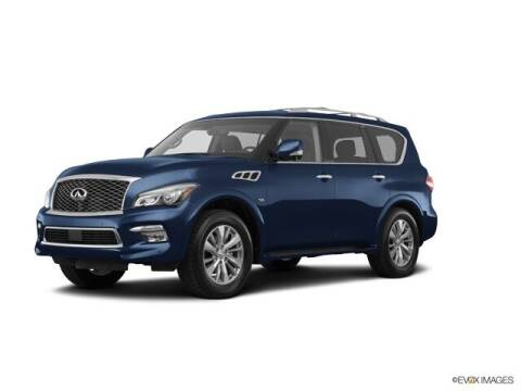 2016 Infiniti QX80 for sale at BAYWAY Certified Pre-Owned in Houston TX