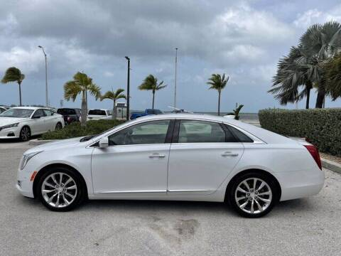 2016 Cadillac XTS for sale at Niles Sales and Service in Key West FL