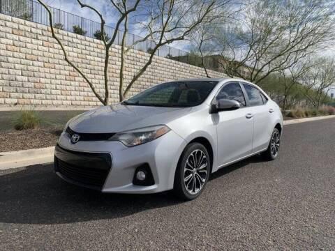 2014 Toyota Corolla for sale at MyAutoJack.com @ Auto House in Tempe AZ