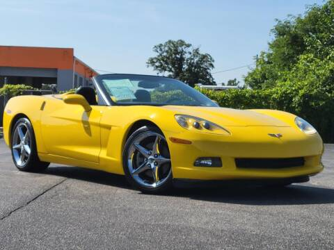2011 Chevrolet Corvette for sale at BuyRight Auto in Greensburg IN