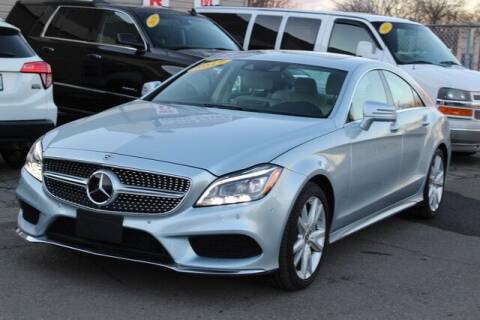 2017 Mercedes-Benz CLS for sale at Road Runner Auto Sales WAYNE in Wayne MI