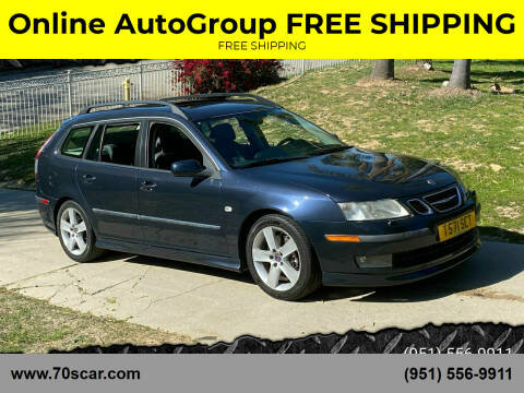 2007 Saab 9-3 for sale at Online AutoGroup FREE SHIPPING in Riverside CA