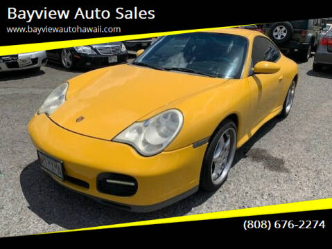 2002 Porsche 911 for sale at Bayview Auto Sales in Waipahu HI