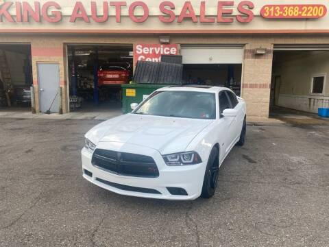 2012 Dodge Charger for sale at KING AUTO SALES  II in Detroit MI