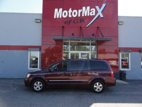2017 Dodge Grand Caravan for sale at MotorMax of GR in Grandville MI