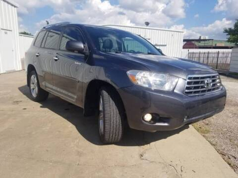 2009 Toyota Highlander for sale at Bad Credit Call Fadi in Dallas TX