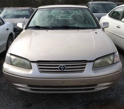 1999 Toyota Camry for sale at Ody's Autos in Houston TX