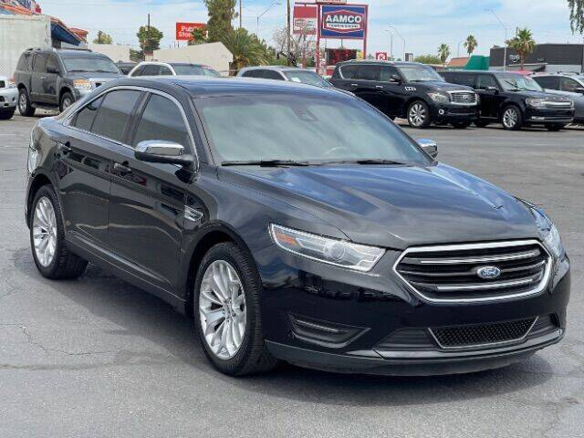 2018 Ford Taurus for sale at Brown & Brown Auto Center in Mesa AZ