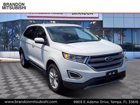 2017 Ford Edge for sale at Brandon Mitsubishi in Tampa FL
