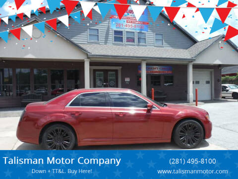 2012 Chrysler 300 for sale at Don Jacobson Automobiles in Houston TX