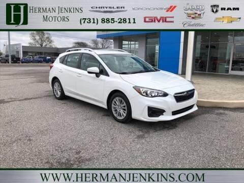2018 Subaru Impreza for sale at Herman Jenkins Used Cars in Union City TN