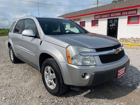 2006 Chevrolet Equinox for sale at Sarpy County Motors in Springfield NE