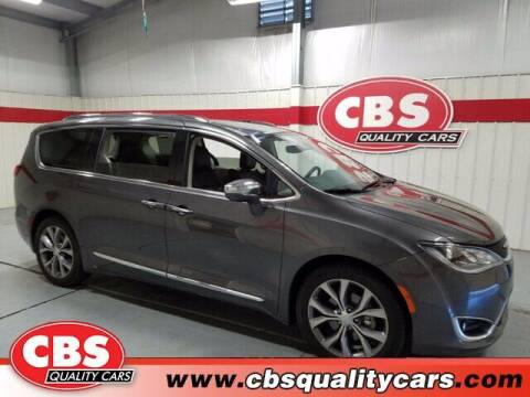 2018 Chrysler Pacifica for sale at CBS Quality Cars in Durham NC