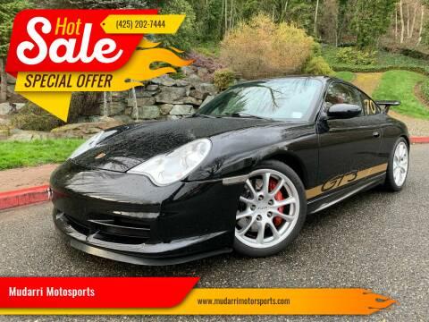 2005 Porsche 911 for sale at Mudarri Motorsports in Kirkland WA