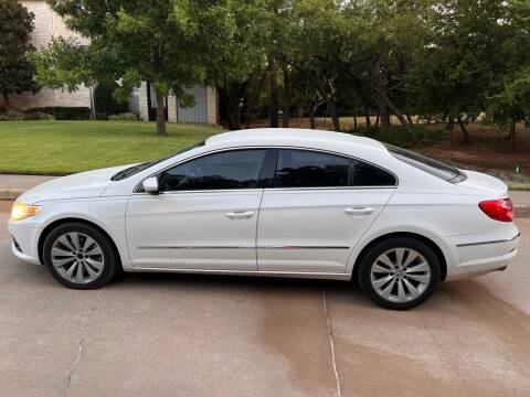 2010 Volkswagen CC for sale at WF AUTOMALL in Wichita Falls TX