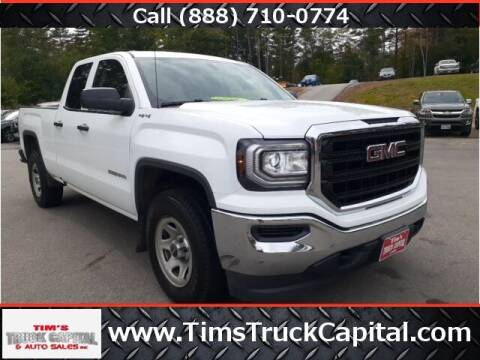 2017 GMC Sierra 1500 for sale at TTC AUTO OUTLET/TIM'S TRUCK CAPITAL & AUTO SALES INC ANNEX in Epsom NH