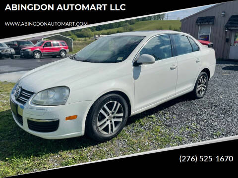 2006 Volkswagen Jetta for sale at ABINGDON AUTOMART LLC in Abingdon VA
