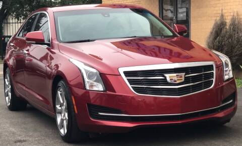 2016 Cadillac ATS for sale at Auto Imports in Houston TX